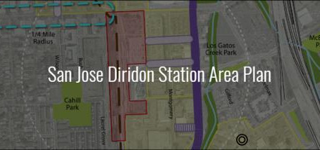 Diridon Station Area Walking Tour of Planned Improvements