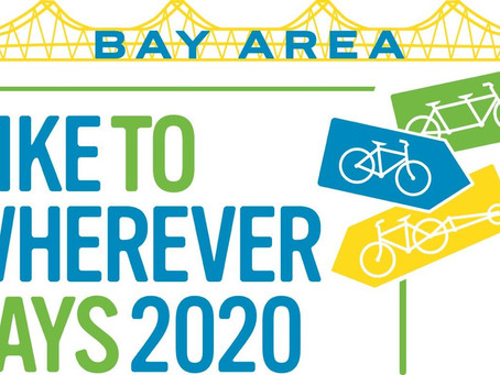 Bike to Wherever Days 2020 (BTWD)