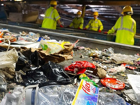 Waste Piles Up in San Jose as China Limits Recycling Imports