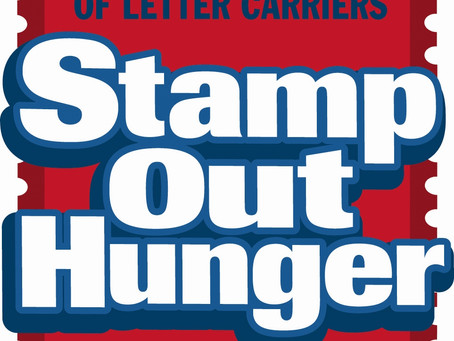 """Stamp Out Hunger"" Food Drive"