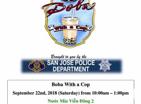 Boba w/a Cop