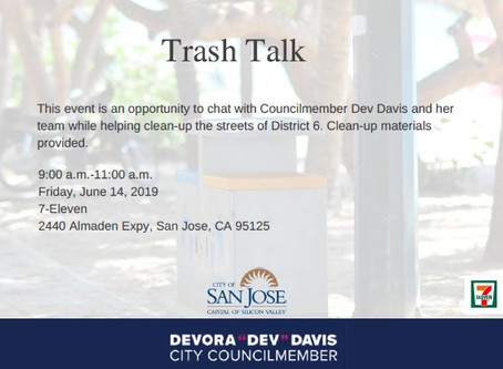 D6 Trash Talks