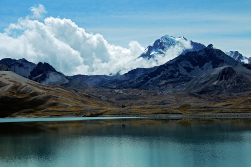 The Sacred Andes