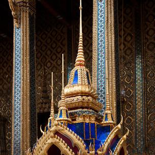 Wat Detail Bangkok