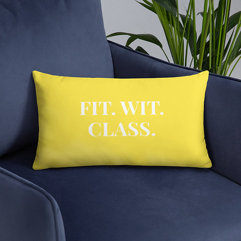 FWC Throw Pillow