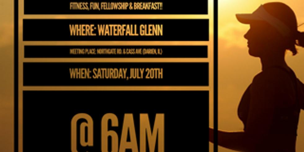 Divine Mornings (Waterfall Glen)