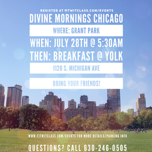 Divine Mornings