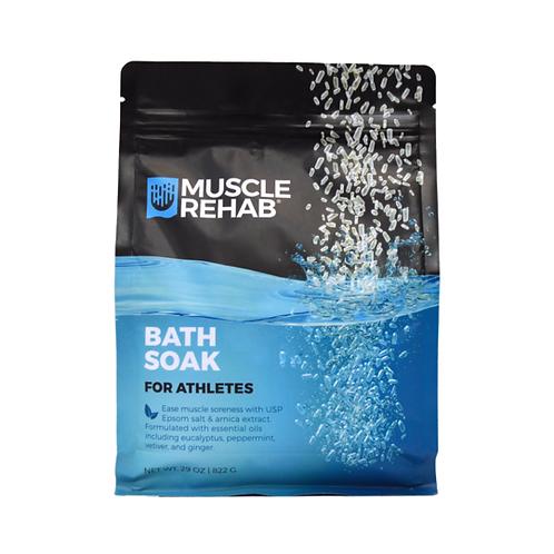 Muscle Rehab Bath Soak for Athletes
