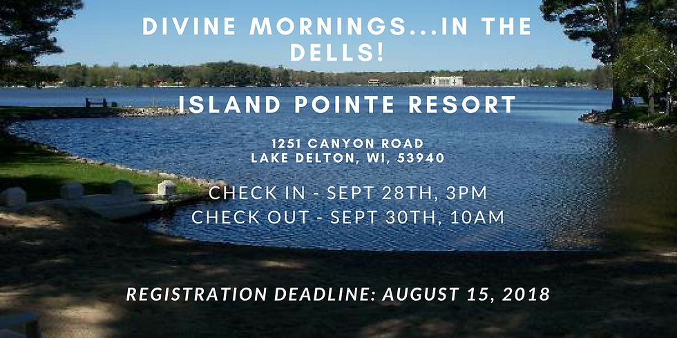 Divine Mornings...in the Dells!
