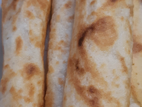 DOSA A FERMENTED PANCAKE FROM INDIA - NATURALLY GLUTEN FREE AND VEGAN!