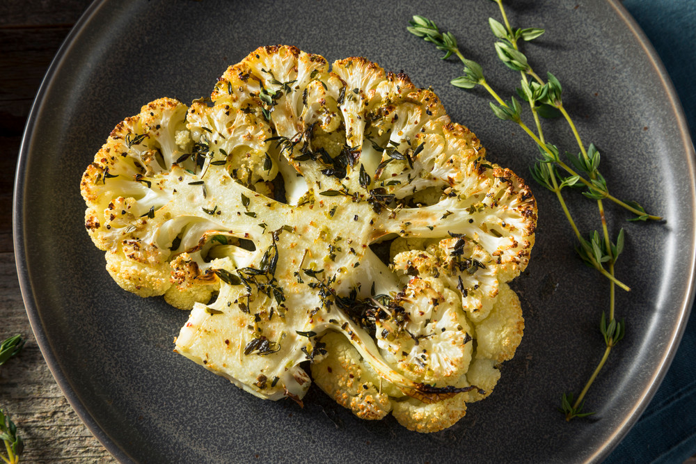Roasted cauliflower is a very popular and tasty way to enjoy this delicious vegetable.