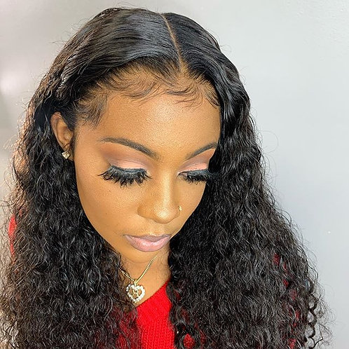 SWISS TRANSPARENT 13x4 Lace front wig