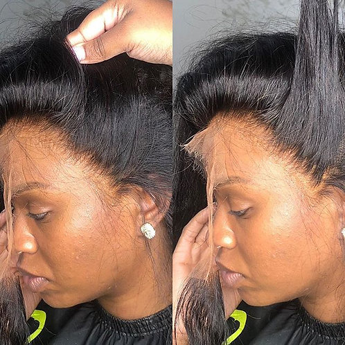 HD 13x6 Lace front wig