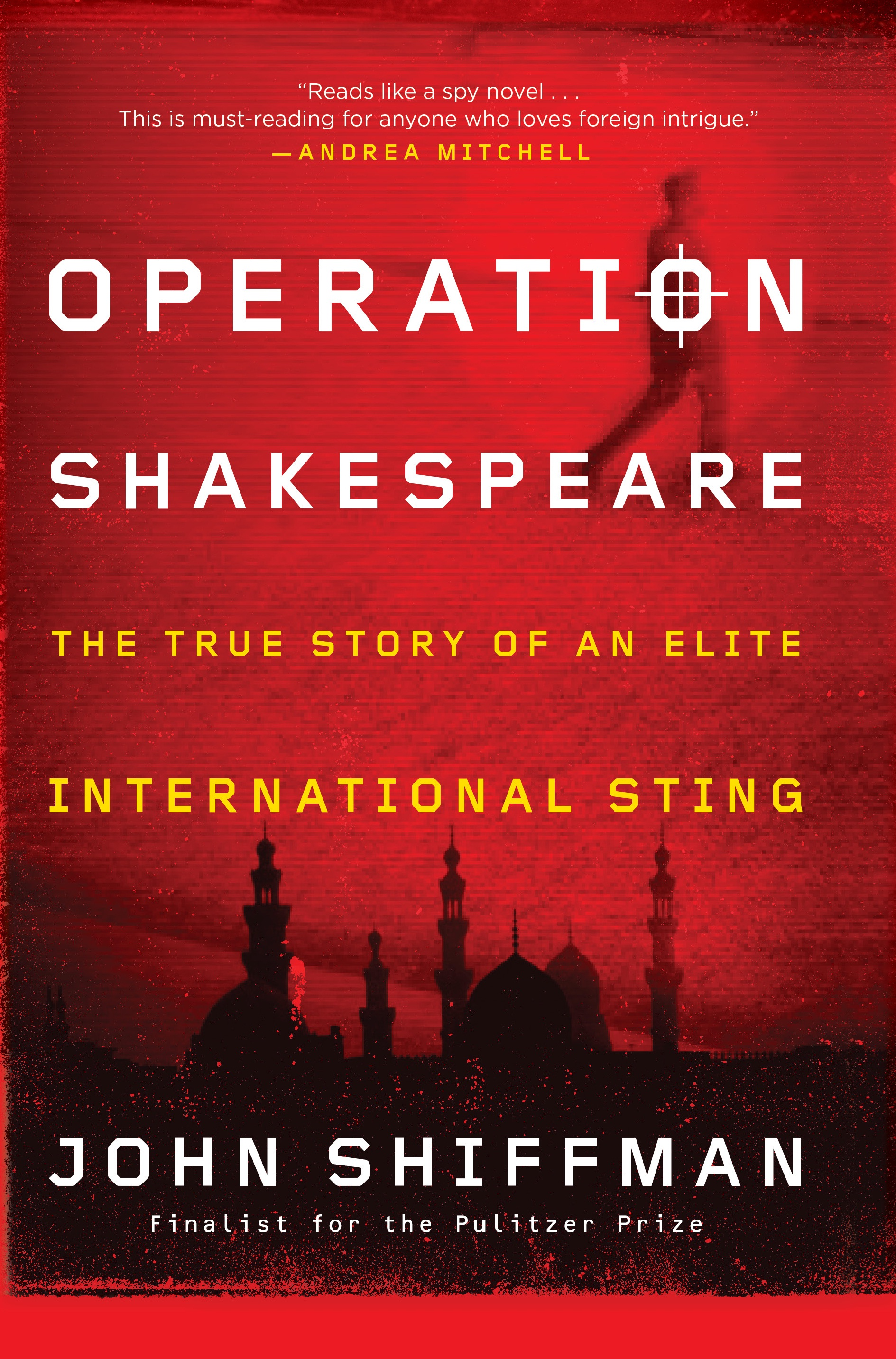 Operation Shakespeare Cover April