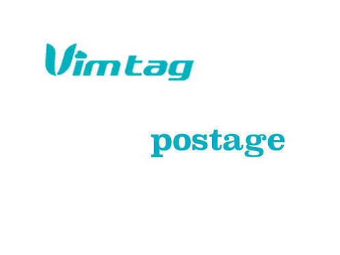 Vimtag postage adjustment