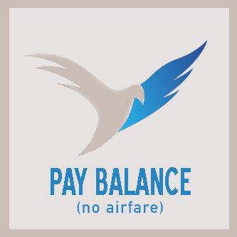 Pay Balance  May 2022 Trip (Land Only/No Airfare)