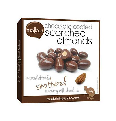 Scorched Almonds