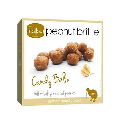 Peanut Brittle Candy Balls