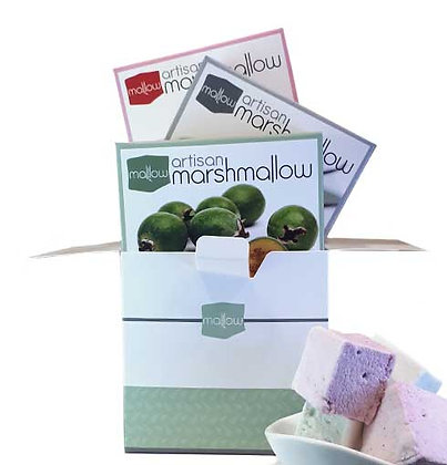 Gift Box with any 3 Marshmallow flavours