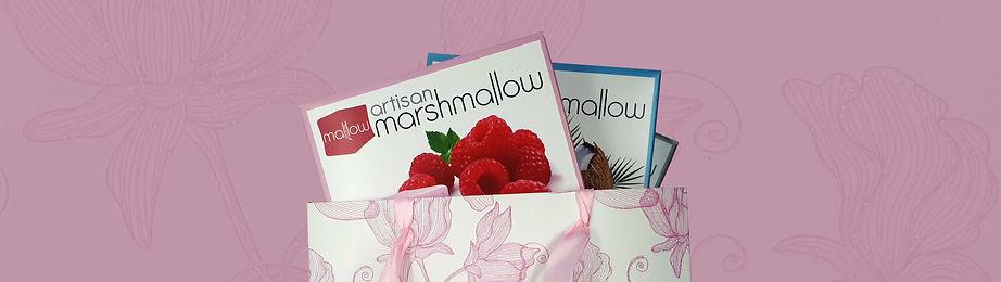 Marshmallow Gift Bag