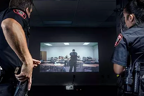 1-Hr Virtual Pro Shooting Range (2 Shooters)