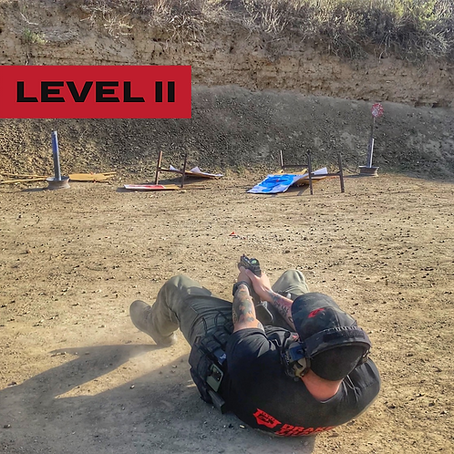 Pistol Course Level II - Defensive Handgun on 07-11-2021
