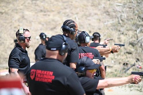 Pistol Course Level I on 06-26-2021