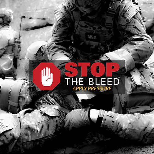 Stop The Bleed® Course 02-23-2021