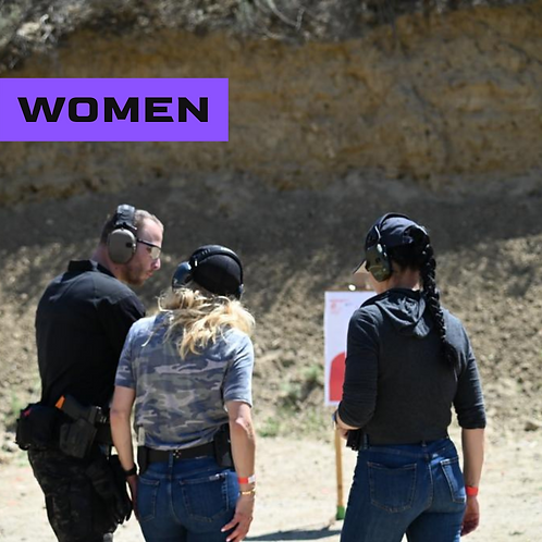 Women's Handgun Defense on May 29th
