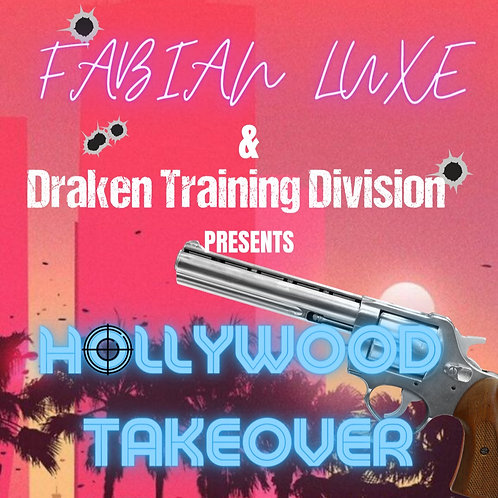 HOLLYWOOD TAKEOVER by Fabian Luxe