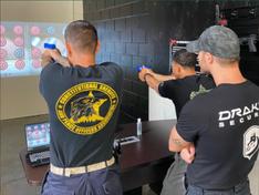 Firearms Marksmanship Virtual Range
