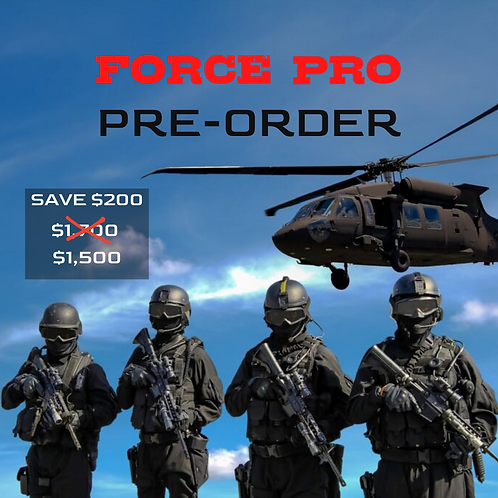 FORCE PRO PRE ORDER