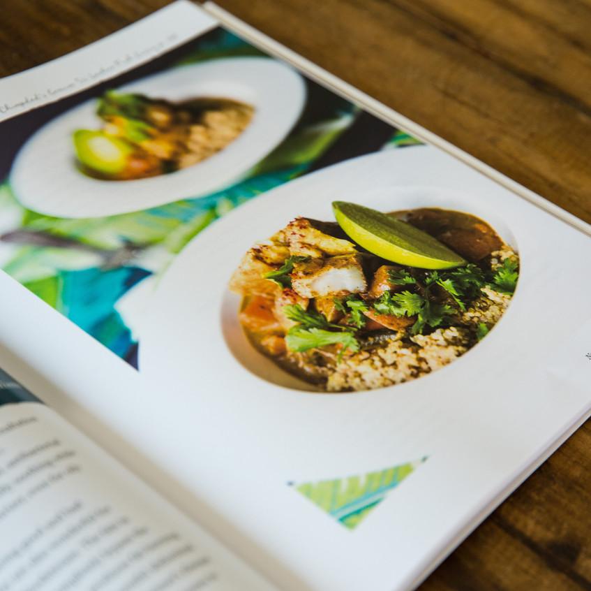 Cookbook Photography
