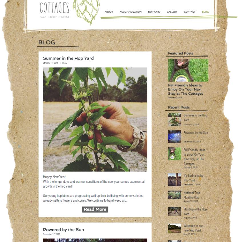 karridale-website-blog-page