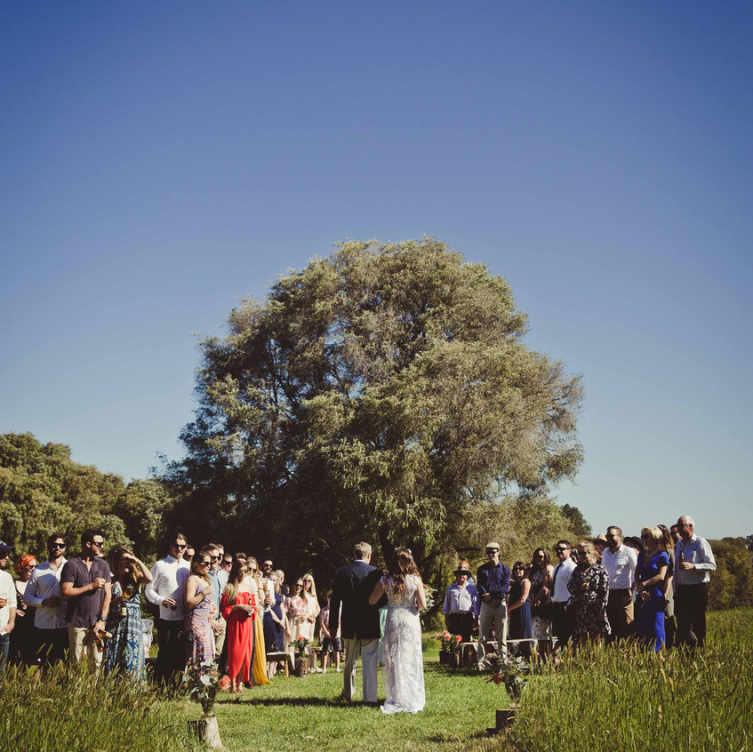 Stacey and Liam Karridale Wedding