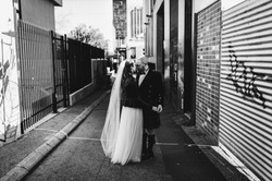 Red Eclectic_Northbridge Perth Elopement