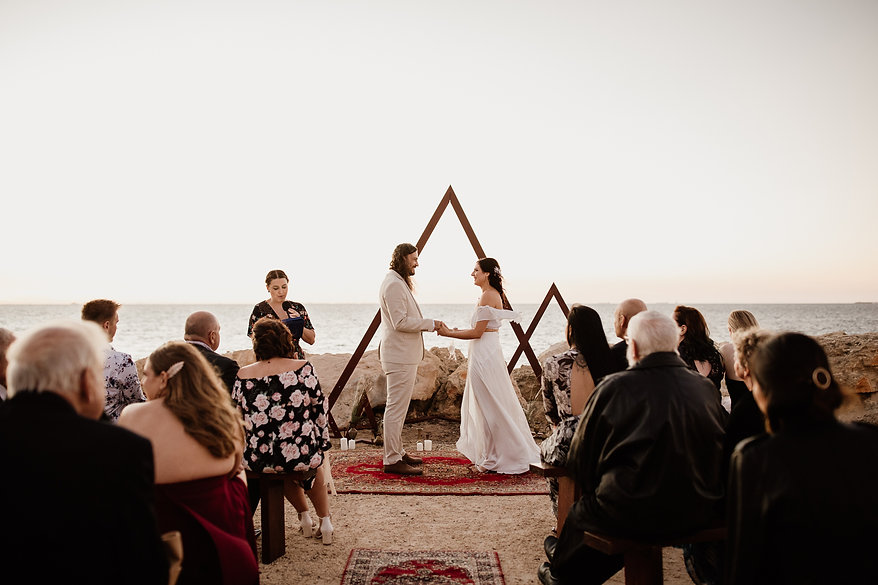 Fremantle Small Intimate Sustainable Wed