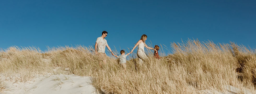 Beach Family Photoshoot by Red Eclectic