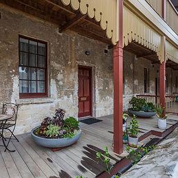Fremantle Airbnb Elopement_Private Court