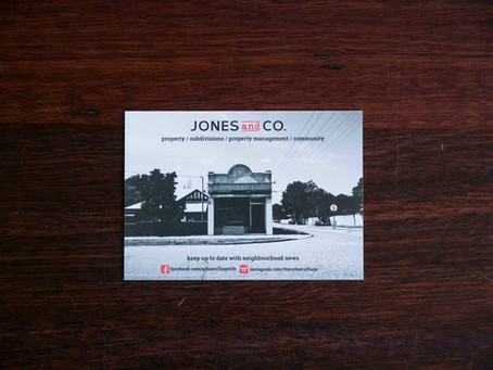 Jones & Co Property