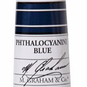 M. Graham Acrylic Phthalocyanine Blue 60ml tube