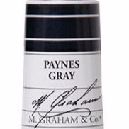 M. Graham Acrylic Paynes Gray 60ml tube