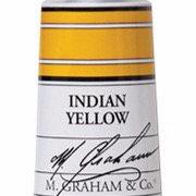 M. Graham Acrylic Indian Yellow 60ml tube