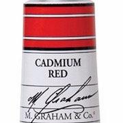 M. Graham Acrylic Cadmium Red 60ml tube