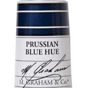 M. Graham Acrylic Prussian Blue Hue 60ml tube