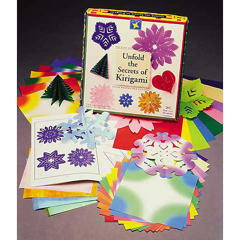 Unfold the Secrets of Kirigami Set