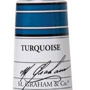 M. Graham Acrylic Turquoise 60ml tube