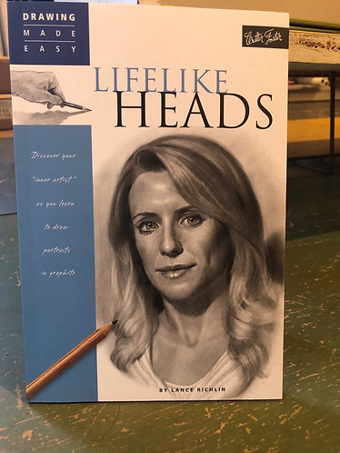 Lifelike Heads book