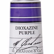 M. Graham Acrylic Dioxazine Purple 60ml tube