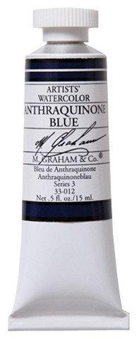M. Graham Watercolor - Blues & Purples